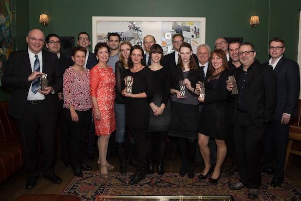 Photo of Online-Medienpreis 2013 der ERGO Direkt Versicherungen verliehen