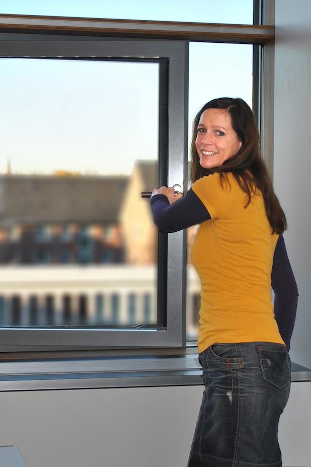 Photo of Frischluft gegen Müdigkeit – auch im Büro
