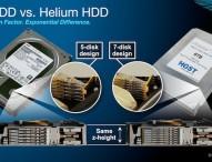 HGST liefert Helium-gefüllte 6 TB Ultrastar® He6 Laufwerke