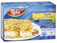 iglo Schlemmer-Filet überzeugt im Geschmackstest