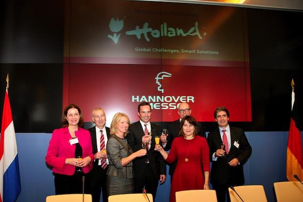Bild von Partnerland 2014: Starke Beteiligung aus den Niederlanden zeichnet sich ab