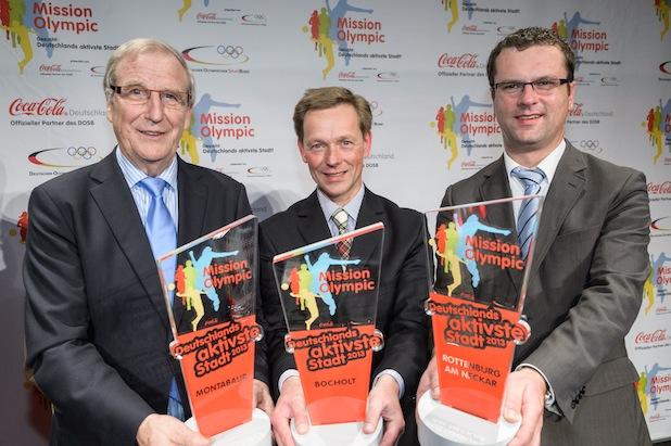 """Bild von """"Deutschlands aktivste Städte 2013"""""""