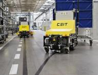 Neue Systeme machen SKODA Produktionslogistik effizienter und umweltfreundlicher