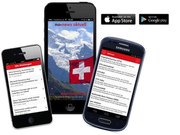 Photo of sda-Tochter news aktuell AG launcht App für Unternehmensnachrichten