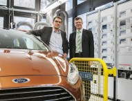 Ford spendet Abgasmessanlage an Fachhochschule Köln