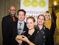 Outdoormarke Pyua erhält den Bundespreis Ecodesign