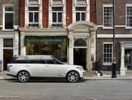 Neue Langversion des Range Rover