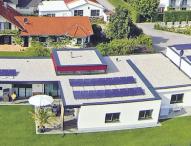 Intelligenter Solar-Speicher