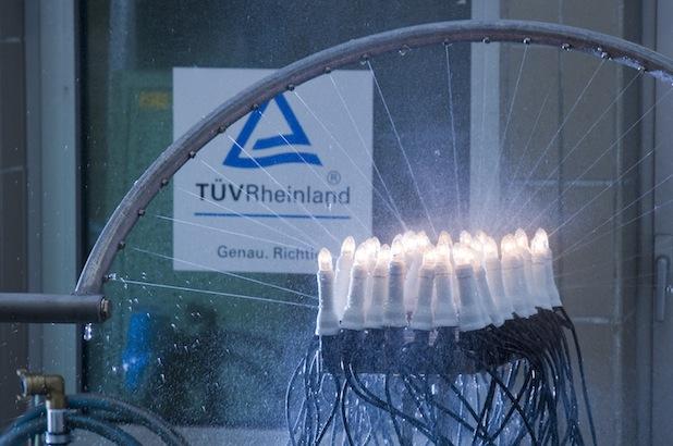 Bild von LED-Lichterschmuck hilft Strom und Geld sparen