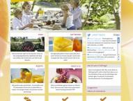 Verband der deutschen Fruchtsaft-Industrie startet neuen Webauftritt