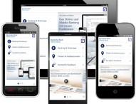 """Deutsche Bank App """"Meine Bank"""" für alle Smartphones und Tablets"""