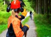 Mountainbiker Waldsturz: Gemeinde haftet nicht