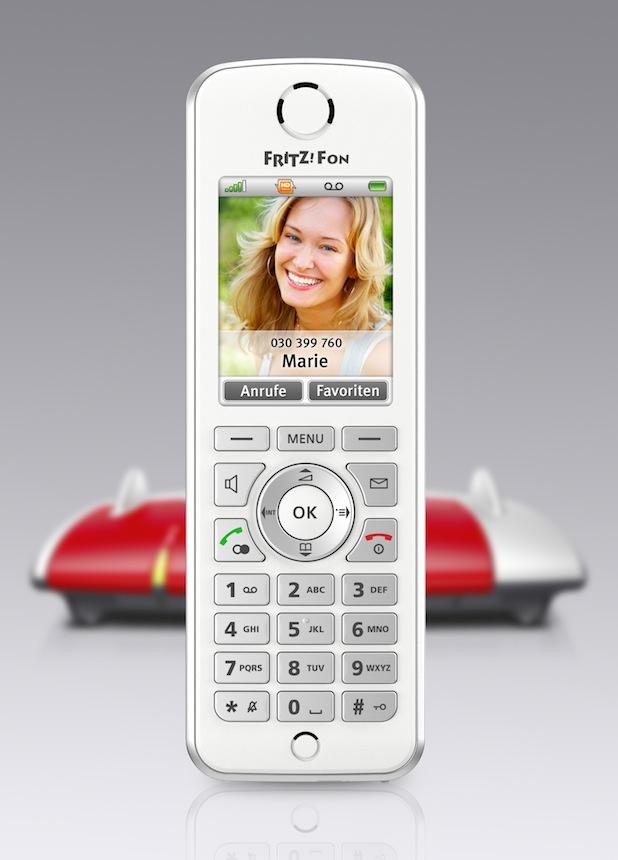 Bild von Neues FRITZ!Fon C4 – ein Alleskönner für Telefonie und Heimnetz