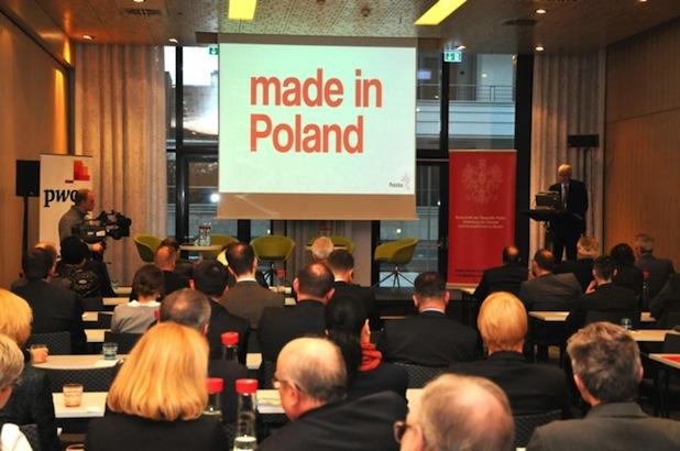Bild von Wirtschaftsforum in Berlin – Förderung deutsch-polnischer Geschäftsbeziehungen
