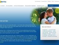 Junge Themen auf BKK Pfalz-Website
