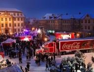 Coca-Cola Weihnachtstour 2013