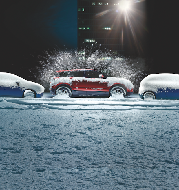 Bild von Neue Standheizung lässt Eis und Schnee schneller schmelzen
