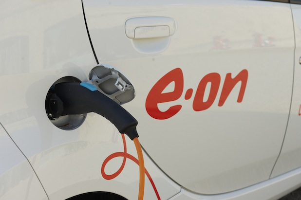 """Photo of """"Boxenstopp"""" mit Lease & Charge"""