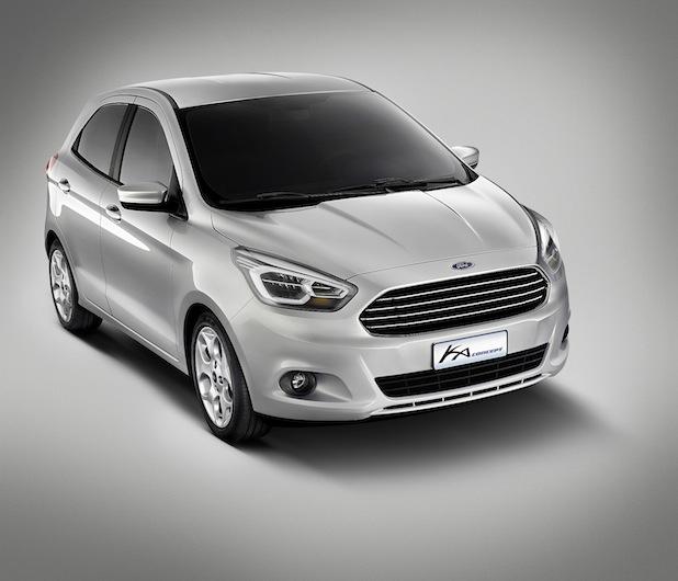 Photo of Ford Ka Concept
