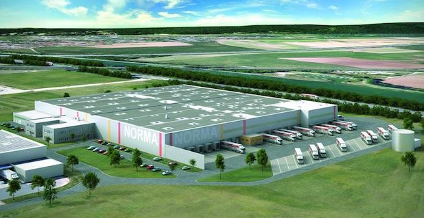 Photo of Topmodernes Logistikzentrum eröffnet