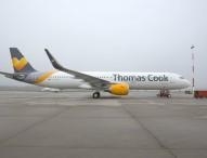 Neuer Airbus A321 für die Thomas Cook Group Airlines
