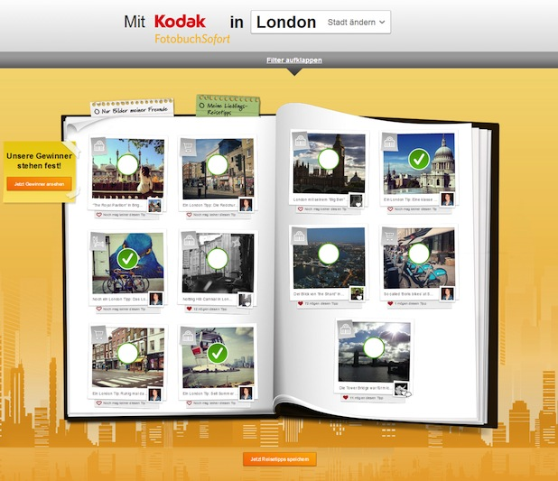 Photo of KODAK Travel Guide: Europas Metropolen neu entdecken