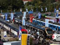 Globale Bahnindustrie baut auf Marktimpulse durch InnoTrans 2014