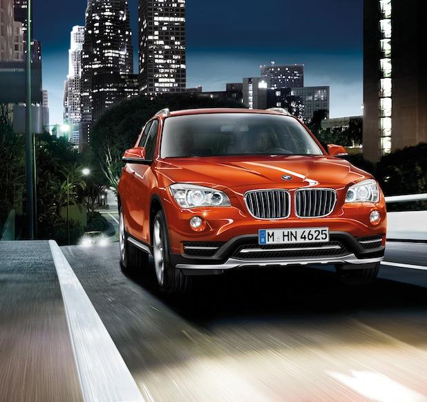 Bild von Neue Akzente für den BMW X1.