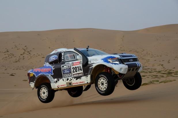 Bild von Rallye Dakar 2014