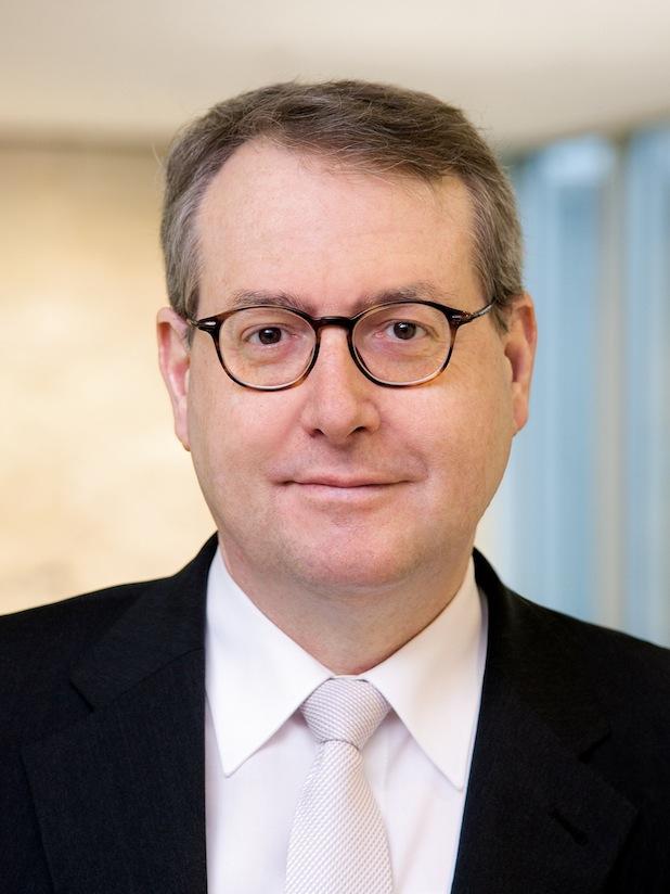 Photo of Bruno Wenn als Sprecher der DEG-Geschäftsführung bestätigt