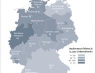 26.733 Unternehmen meldeten 2013 Insolvenz an