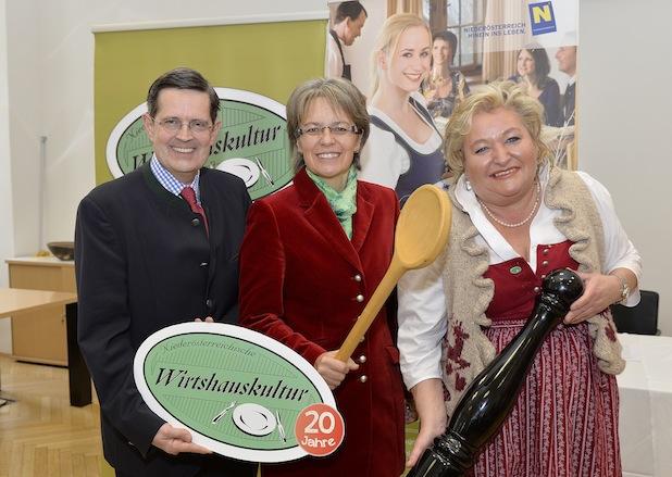 Photo of 20 Jahre Niederösterreichische Wirtshauskultur