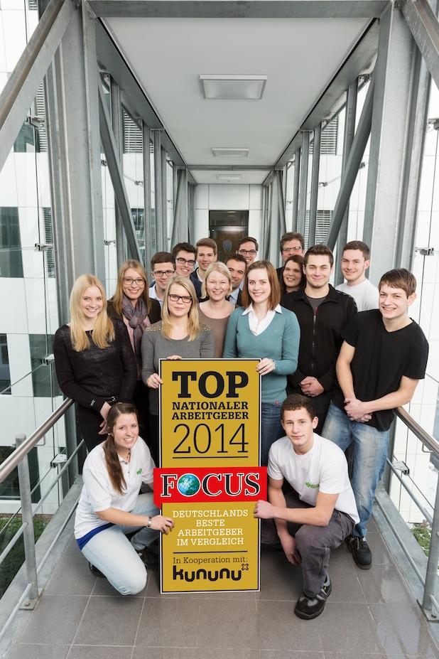 Photo of Wago erneut der beste Arbeitgeber Deutschlands