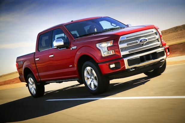 Bild von Der neue Ford F-150