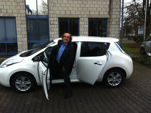 "Bild von ÖKOWORLD: Alfred Platow ""goes electric"""