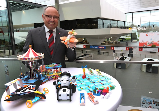 Photo of ToyAward zur Spielwarenmesse
