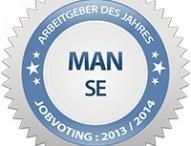Auszeichnungen zum Arbeitgeber des Jahres 2013/2014