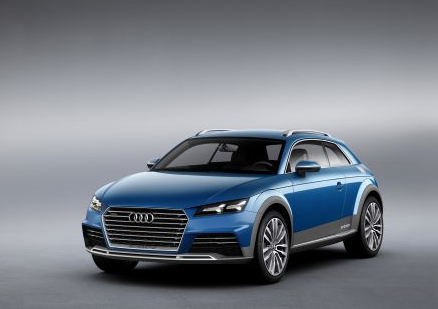 Photo of Audi Allroad Shooting Brake Concept