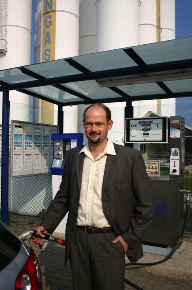 Bild von Autogas fährt seinen Konkurrenten davon