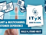 ITyX präsentiert neue Cloud Plattform auf der CCW 2014