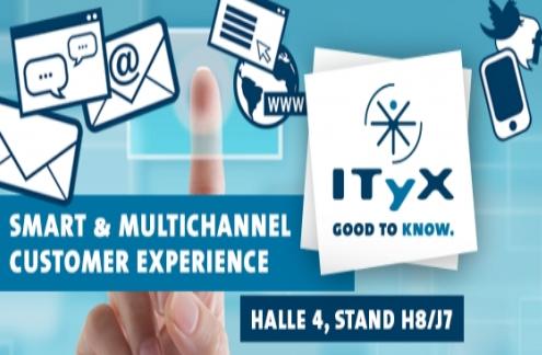 Photo of ITyX präsentiert neue Cloud Plattform auf der CCW 2014