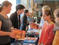 Jugendbildungsmesse zu Auslandsaufenthalten