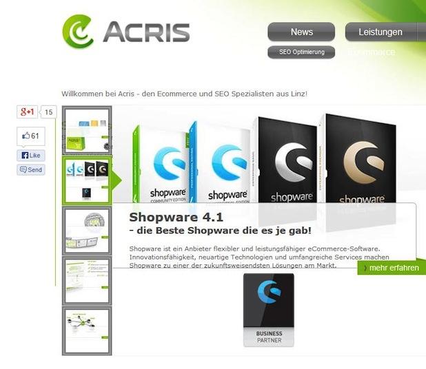 Bild von Optimierte ERP Systeme für den Einzelhandel