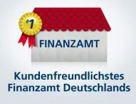 Das kundenfreundlichste Finanzamt Deutschlands