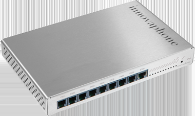 Photo of Analoges VoIP-Gateway IP38