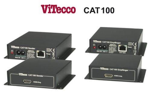 Photo of HDMI CAT EXTENDER ViTecco