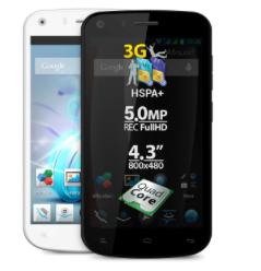 Bild von A5 Quad: das günstigste Smartphone mit Quad Core Prozessor