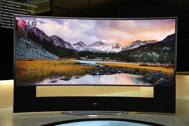 Photo of LG zeigt spektakuläre Ultra HD TV auf der CES 2014