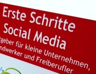 "Neuerscheinung: ""Erste Schritte Social Media"""
