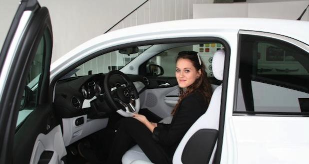 Bild von Heiße Opel-Neuheiten beim Angrillen